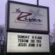 Great church sign: Sunday 9:11 am Tebow 318 yds Jesus John 3:18