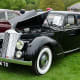 1946 Invicta Black Prince. Notice the small rear seat and trunk area.