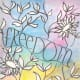 Paint the background using watercolor paint or watercolor pencils.