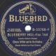 Glen Miller's LP Blueberry Hill