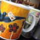 Valentine's Day mug I bought from a Starbucks in Osaka