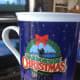 Tokyo Disney Sea's Harborside Christmas Mug from 1998.