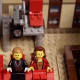 LEGO Creator Palace Cinema Modular Building | A large-screen theater on the second floor.