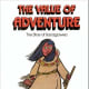 The Value of Adventure: The Story of Sacagawea (Valuetales) by Ann Donegan Johnson