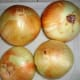 Select 4 large onions