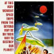 War of the Worlds 1953 Theatrical Release Poster.
