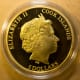 Elisabeth II 5 Dollar Bee Coin Heads