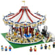 Carousel (10196) Released 2009. 3,277 pieces!