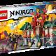 Battle for Ninjango City  (70728)  Released 2014.  1,223 pieces!