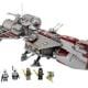 Republic Frigate (7964) Released 2011. 1,008 pieces!