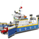 Transport Ferry (4997)  Released 2008.  1,279 pieces!