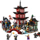 Temple of Airjitsu (70751)  Released 2015.  2,028 pieces!