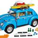 Volkswagen Beetle (10252)  eleased in 2016.  1,167 pieces!