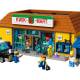 Simpson's - The Kwik-E Mart (71016)  Released 2015.  2,179 pieces!