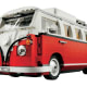 VW T1 Camper (10220)  Released 2011.  1,332 pieces!