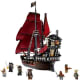 Pirates of the Caribbean - Queen Anne's Revenge (4195) Released 2011. 1,054 pieces!