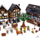 Medieval Market (10193) Released 2009. 1,565 pieces!
