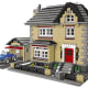 Town House (4954) Released 2007. 1,174 pieces!