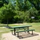 Picnic Tables in Bud Hadfield Park