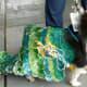 View of Creekfest dog costume contest winner