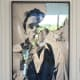 """Self-Portrait of You + Me (Johnny Cash), 2010 by Douglas Gordon (1966–). Gordon was born in Glasgow in Scotland. As an influential installation artist, he often wants to make us reflect on our own existence."
