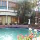 We had real fun at this swimming pool.