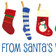 Personalized Santa letter 6: Christmas stockings