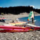 Windsurfing boats