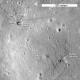 November 2011: Apollo 12 Landing Site, closest pass. The Surveyor 3 was an earlier, unmanned spacecraft which the astronauts visited. See link for info on labeled instruments.