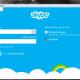"Click on ""Close"" from Skype menu, to close Skype ""Windows 7 screenshot"""