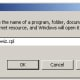 "Click start -  Click Run -  In the field box type appwiz.cpl -  Click OK ""Windows XP"" screenshot"
