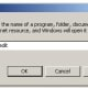 "Click on Start -  Click Run -  In the box that appears, type regedit -  Click OK ""Windows XP"" screenshot"