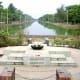 Eternal Peace Flame in Lumbini Garden