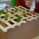 What's a sukkah without greenery on the schach?