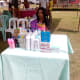 One of the exhibitors of internationally-branded home care and beauty products (Photo Source: Ireno A. Alcala)