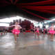 Elementary majorettes during 3rd Day of Buswak 2015 (Photo Source: Ireno A. Alcala)