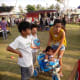 Family bonding during the Buswak 2015 Trade Fair (Photo Source: Ireno A. Alcala)
