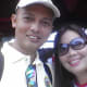 Me and my former radio kid, Eva, also an exhibitor (now a high school teacher) (Photo Source: Ireno A. Alcala)