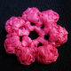 Photo #4: OPEN PUFF Flower Back View