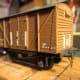 'Shoc-van', built by British Railways to eliminate breakages of fragile goods in transit through shunting or sudden stops etc