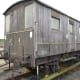 The same vehicle now stands at the NRM 'Locomotion' site at Shildon, County Durham, awaiting attention