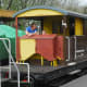 Southern Railway 'Queen Mary' bogie brake van, ideal for fast running/express goods