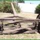 Mechanical Lawn Mower  (grass cutter)