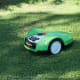 Robotic Lawn Mower  (grass cutter) - all robot lawnmowers need to have boundary wire installed to define the area to be mowed!