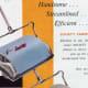 Mechanical Carpet & Floor Cleaner.