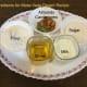 Ingredients for creamy Malai Vada dessert recipe