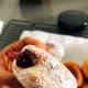 Enjoy your yummy raspberry jam-filled donuts!