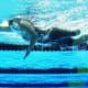 Swimmer Natalie du Toit