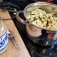 Add your garlic.