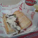 Basic cheesesteak sandwich...